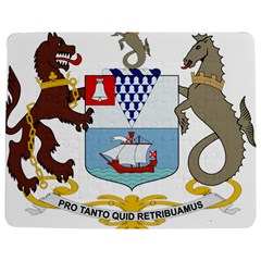 Coat of Arms of Belfast  Jigsaw Puzzle Photo Stand (Rectangular)