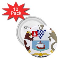 Coat of Arms of Belfast  1.75  Buttons (10 pack)