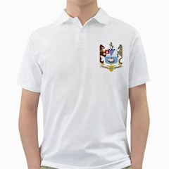 Coat of Arms of Belfast  Golf Shirts