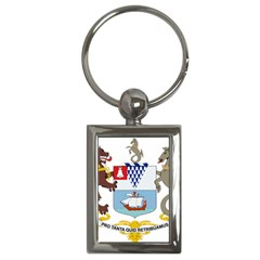 Coat of Arms of Belfast  Key Chains (Rectangle)