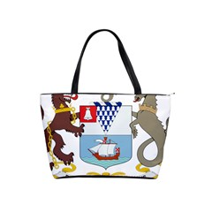 Coat of Arms of Belfast  Shoulder Handbags