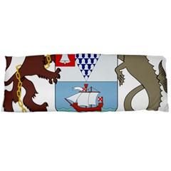 Coat of Arms of Belfast  Body Pillow Case (Dakimakura)