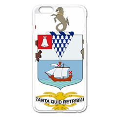 Coat Of Arms Of Belfast  Apple Iphone 6 Plus/6s Plus Enamel White Case