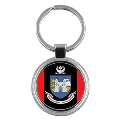 Flag of Drogheda  Key Chains (Round)