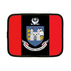 Flag of Drogheda  Netbook Case (Small)