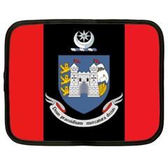 Flag of Drogheda  Netbook Case (Large)