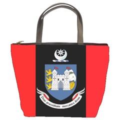 Flag of Drogheda  Bucket Bags