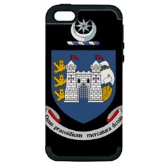 Flag of Drogheda  Apple iPhone 5 Hardshell Case (PC+Silicone)