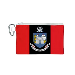 Flag of Drogheda  Canvas Cosmetic Bag (S)