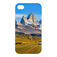 Snowy Andes Mountains, El Chalten, Argentina Apple iPhone 4/4S Hardshell Case