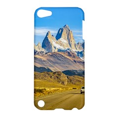 Snowy Andes Mountains, El Chalten, Argentina Apple iPod Touch 5 Hardshell Case