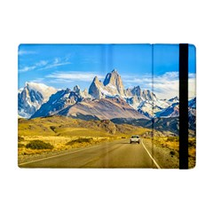 Snowy Andes Mountains, El Chalten, Argentina Apple iPad Mini Flip Case