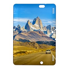 Snowy Andes Mountains, El Chalten, Argentina Kindle Fire HDX 8.9  Hardshell Case