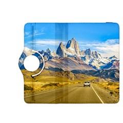 Snowy Andes Mountains, El Chalten, Argentina Kindle Fire HDX 8.9  Flip 360 Case