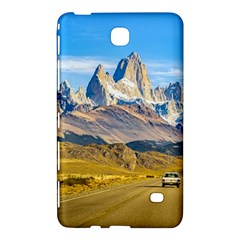Snowy Andes Mountains, El Chalten, Argentina Samsung Galaxy Tab 4 (7 ) Hardshell Case