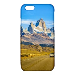 Snowy Andes Mountains, El Chalten, Argentina iPhone 6/6S TPU Case