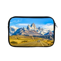 Snowy Andes Mountains, El Chalten, Argentina Apple Macbook Pro 13  Zipper Case