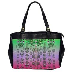 Summer Bloom In Festive Mood Office Handbags