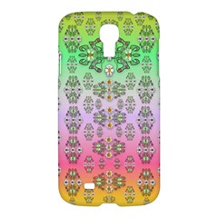 Summer Bloom In Festive Mood Samsung Galaxy S4 I9500/I9505 Hardshell Case