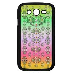 Summer Bloom In Festive Mood Samsung Galaxy Grand DUOS I9082 Case (Black)