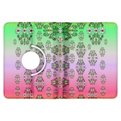 Summer Bloom In Festive Mood Kindle Fire HDX Flip 360 Case