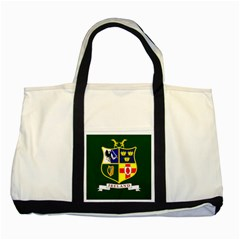 Flag of Ireland National Field Hockey Team Two Tone Tote Bag