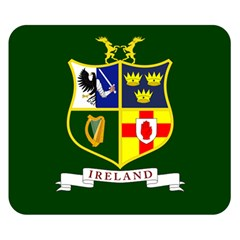 Flag of Ireland National Field Hockey Team Double Sided Flano Blanket (Small)
