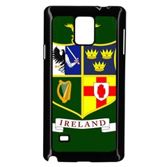 Flag of Ireland National Field Hockey Team Samsung Galaxy Note 4 Case (Black)