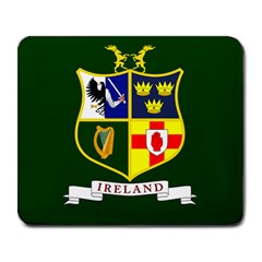 Flag Of Ireland National Field Hockey Team Large Mousepads