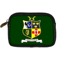 Flag of Ireland National Field Hockey Team Digital Camera Cases