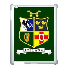 Flag of Ireland National Field Hockey Team Apple iPad 3/4 Case (White)