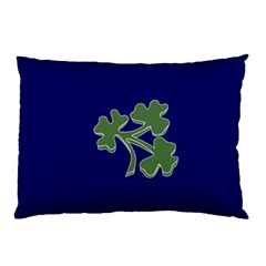 Flag of Ireland Cricket Team Pillow Case (Two Sides)