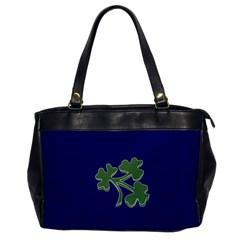 Flag of Ireland Cricket Team  Office Handbags