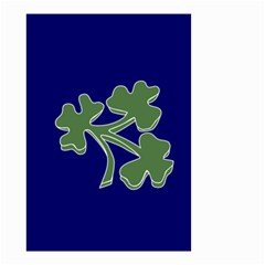Flag of Ireland Cricket Team  Small Garden Flag (Two Sides)