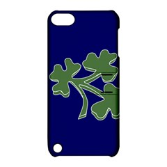Flag of Ireland Cricket Team  Apple iPod Touch 5 Hardshell Case with Stand