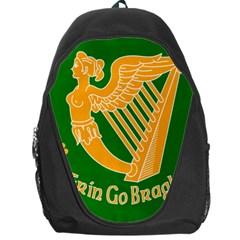 Erin Go Bragh Banner Backpack Bag