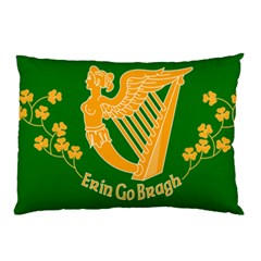 Erin Go Bragh Banner Pillow Case