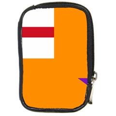 Flag of the Orange Order Compact Camera Cases