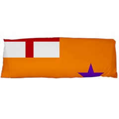 Flag of the Orange Order Body Pillow Case Dakimakura (Two Sides)
