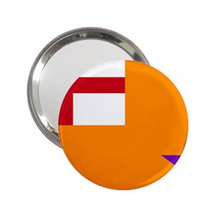 Flag of the Orange Order 2.25  Handbag Mirrors