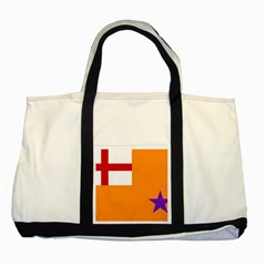Flag of the Orange Order Two Tone Tote Bag