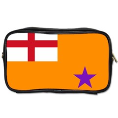 Flag of the Orange Order Toiletries Bags 2-Side