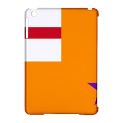 Flag of the Orange Order Apple iPad Mini Hardshell Case (Compatible with Smart Cover)