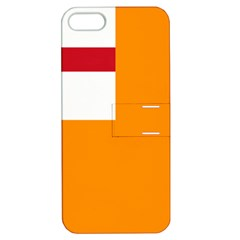 Flag of the Orange Order Apple iPhone 5 Hardshell Case with Stand