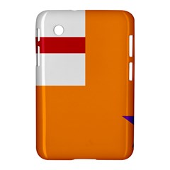 Flag of the Orange Order Samsung Galaxy Tab 2 (7 ) P3100 Hardshell Case