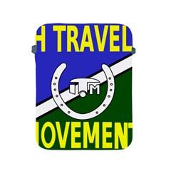 Flag of the Irish Traveller Movement Apple iPad 2/3/4 Protective Soft Cases