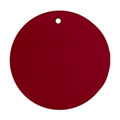 Flag of the Apprentice Boys of Derry Ornament (Round)