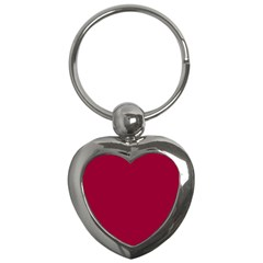 Flag of the Apprentice Boys of Derry Key Chains (Heart)