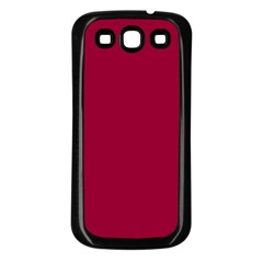 Flag of the Apprentice Boys of Derry Samsung Galaxy S3 Back Case (Black)