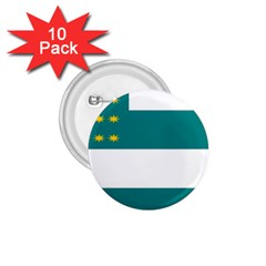 Flag of Fenian Brotherhood 1.75  Buttons (10 pack)